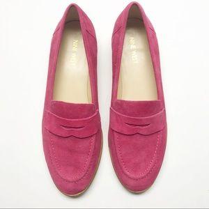 Nine West | Loafer | 9 | Pink